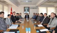 Muş'ta 'Uyuşturucu Koordinasyon Toplantısı' yapıldı