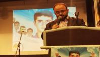 Yasin Börü ve arkadaşları Antalya'da yâd edildi