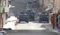 Silvan'da yasağın ardından çatışmalar başladı