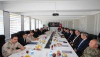 Türkiye-İran Alt Güvenlik Toplantısı Ağrı'da yapıldı