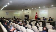 Bingöl İl Genel Koordinasyon Kurulu Toplantısı yapıldı