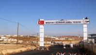 Midyat'taki mülteci kampı 5 bin kişi kalıyor