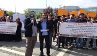 Bingöl Üniversitesi öğrencilerinden DBP'li belediyeye tepki