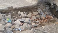 Cizre'de sokağa döşenen patlayıcı imha edildi