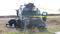 Karlıova'da polis aracı kaza yaptı: 1 ölü