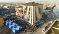 Gaziantep'te Selçuklu Gençlik Merkezi hizmete açıldı
