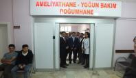 Sason Devlet Hastanesi yeni ünitelerle buluştu