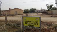 Köpek kuduz çıkınca köy karantinaya alındı