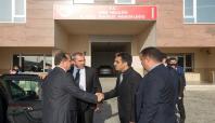 Vali Taşyapan'dan Göç İdaresi Müdürlüğü ve AFAD'a ziyaret