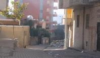 Şırnak'ta hendek kazılan mahallelerde halk evlerini terk ediyor