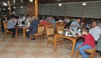 Batman'da PTT çalışanlarından dayanışma yemeği