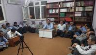Ergani'de Kerbela etkinliği düzenlendi