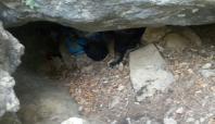 Bingöl'de PKK'ya ait 7 sığınak imha edildi