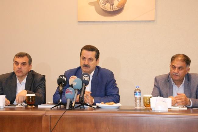 Çelik: AK Parti Urfa Mitingine Kaç Kişinin Katıldığını Açıkladı