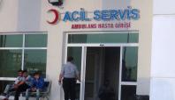 Nusaybin'de tüfeği kurcalayan şahıs 2 kişiyi yaraladı