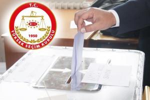 Yurt dışında oy kullanma işlemi bugün sona eriyor