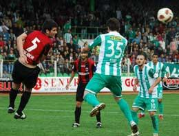 Linyitspor tek golle puanı kaptı