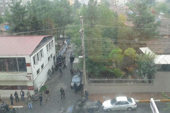 Diyarbakır'daki çatışmada 7 ölü