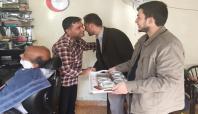 Peygamber Sevdalıları Gaziantep'te aşure dağıttı