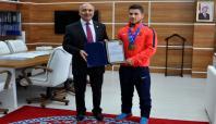BESYO öğrencisi Avrupa şampiyonu oldu