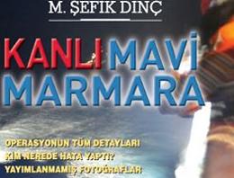 Mavi Marmara baskını kitap oldu