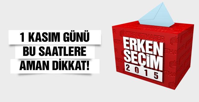 Urfa'da oy kullanma saati kaçta başlıyor, nasıl oy kullanılacak?