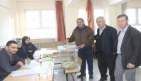 Mardin'de oy verme işlemi başladı