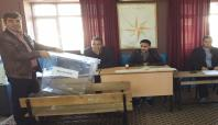 Siverek'te bir mahalle seçimi boykot etti