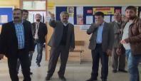 Batman'da HDP'liler seçmene baskı uyguluyor