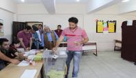 Doğu'da oy kullanma işlemleri sona erdi