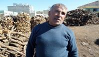 Silopi'de odun, kömür satışları başladı