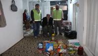 Kahta Umut Der'den muhtaç aileye yardım