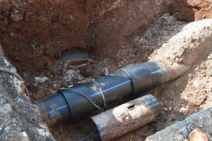 Hilvan'da içme suyu çalışmaları devam ediyor
