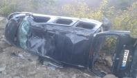 Batman'da trafik kazası: 6 yaralı