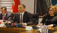 Gaziantep'te 'Hava kirliliğini önleme' toplantısı yapıldı