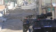 Silvanda çıkan çatışmada bir polis hayatını kaybetti