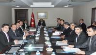 Şırnak'ta 'Kadına ve çocuğa karşı şiddetin önlenmesi' toplantısı