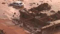 Brezilya'da baraj patladı: 16 ölü