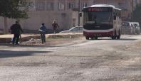 Diyarbakır'da belediye otobüsleri çarşaflı yolcuları almıyor