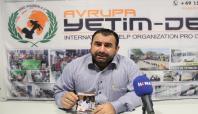 Avrupa Yetim-Der'dan Kur'an-ı Kerim ve kırtasiye kampanyası