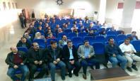 Kızıltepe'de okul aile birliği başkanlığı seçimi yapıldı