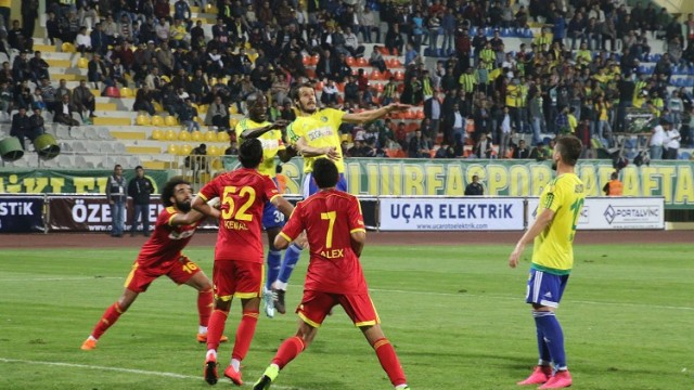 Şanlıurfaspor 0 Yeni Malatyaspor 2