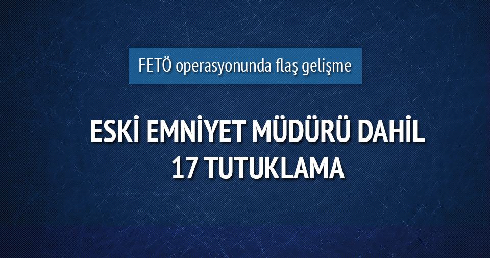 İzmir Askeri Casusluk Davasında 17 kişi tutuklandı
