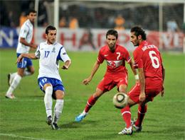 Azerbaycan karşısında ilk yenilgi