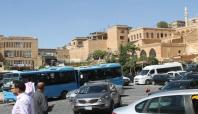 TRC3 Bölgesi'nde en fazla araç Mardin'de