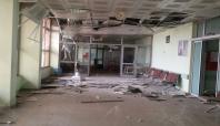 Cizre Devlet Hastanesi çalışanları tedirgin