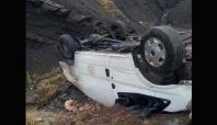 Şırnak'ta trafik kazası: 2 yaralı