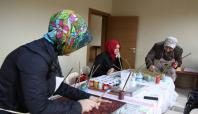 Bingöl'de Ebru Sanatı'na ilgi artıyor