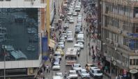 Adana'da son bir ayda binden fazla trafik kazası meydana geldi