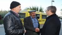 Gaziantep'te işçi ve öğrencilere ücretsiz çorba dağıtımı